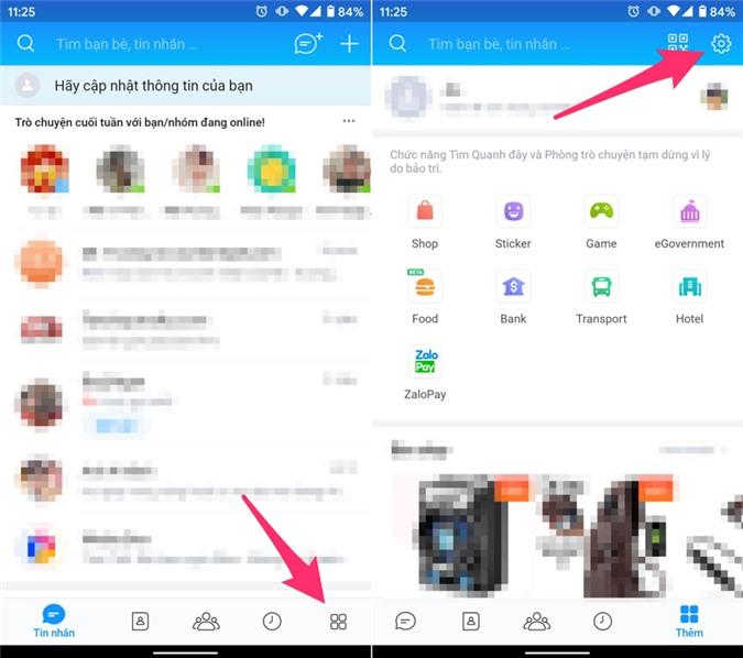 Cách sử dụng nhiều tài khoản Zalo trên một smartphone