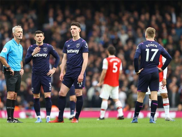 Lãnh đạo West Ham đòi... hủy kết quả Ngoại hạng Anh - Ảnh 1.