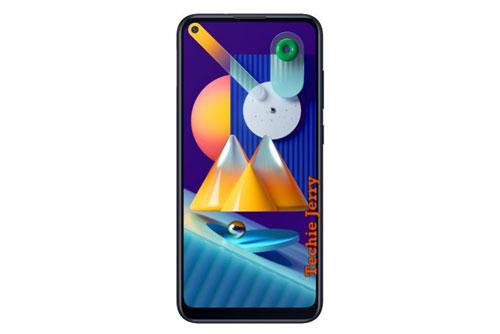 Hình ảnh rò rỉ của Samsung Galaxy M11.