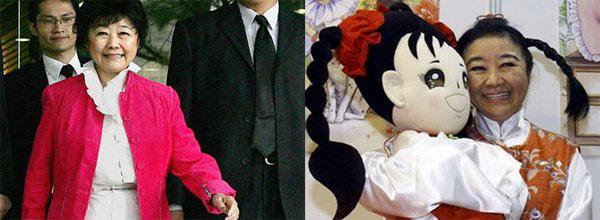 Nina Wang, người phụ nữ giàu có nhất châu Á với phong cách thời trang lập dị