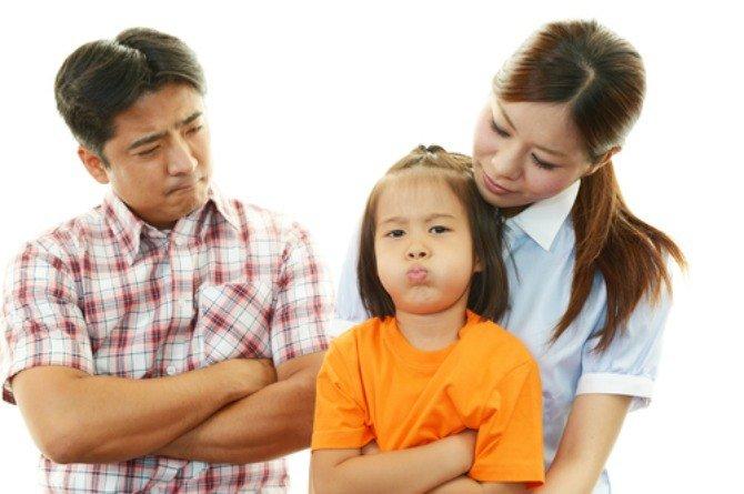 Cha mẹ nên quan tâm tới trẻ