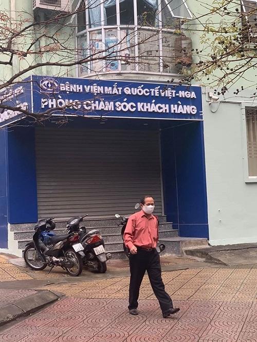 Rất nhiều cơ sở kinh doanh dịch vụ trên địa bàn Hà Nội đóng cửa im lìm từ nhiều ngày nay vì vắng khách.