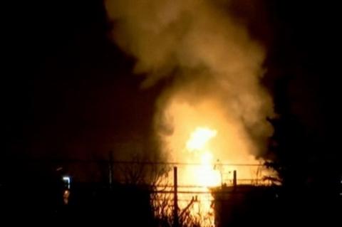 Căn cứ quân sự Mỹ tại tỉnh Deir ez-Zor của Syria đã phải hứng chịu những vụ tấn công từ máy bay không người lái tự chế