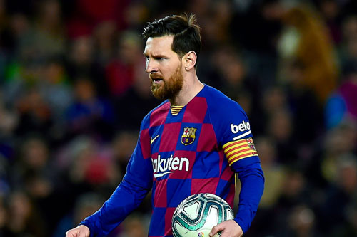 =5. Lionel Messi (Barcelona, 12 lần).