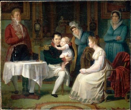 Napoleon có một con trai với người vợ thứ hai Marie Louise