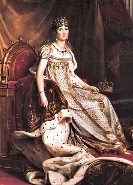 Vẻ đẹp đằm thắm của Josephine, người làm tan vỡ trái tim Napoleon
