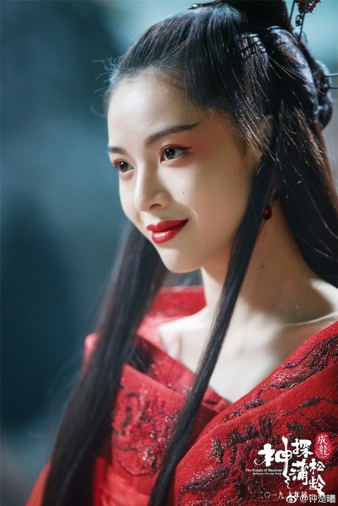 Những phiên bản 'Thiện Nữ U Hồn' qua các năm: Dương Mịch, Lưu Diệc Phi dù xinh đẹp tuyệt trần vẫn không thể vượt qua cái bóng quá lớn của nữ diễn viên này - Ảnh 4