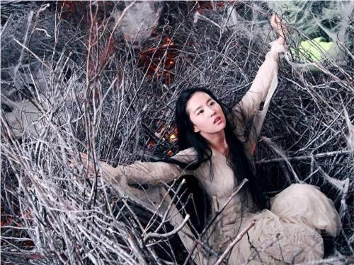 Những phiên bản 'Thiện Nữ U Hồn' qua các năm: Dương Mịch, Lưu Diệc Phi dù xinh đẹp tuyệt trần vẫn không thể vượt qua cái bóng quá lớn của nữ diễn viên này - Ảnh 6