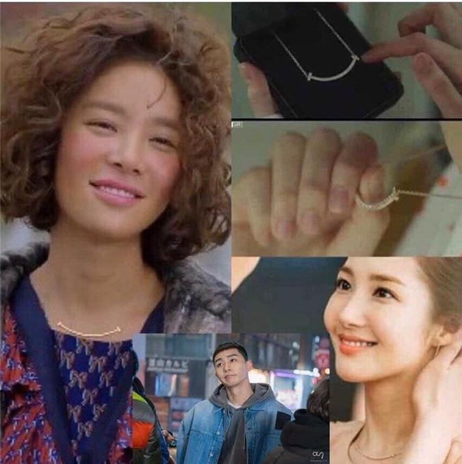 """Tái sử dụng từ She Was Pretty, Thư Ký Kim đến Iteawon Class; vòng cổ của Park Seo Joon thành hàng hot hit các shop online """"ăn"""" theo - Ảnh 2."""