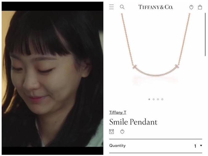 """Tái sử dụng từ She Was Pretty, Thư Ký Kim đến Iteawon Class; vòng cổ của Park Seo Joon thành hàng hot hit các shop online """"ăn"""" theo - Ảnh 3."""