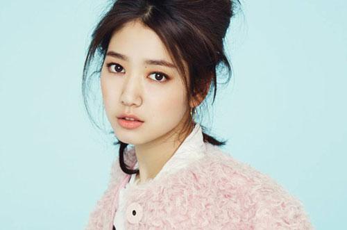 Diễn viên Park Shin Hye.