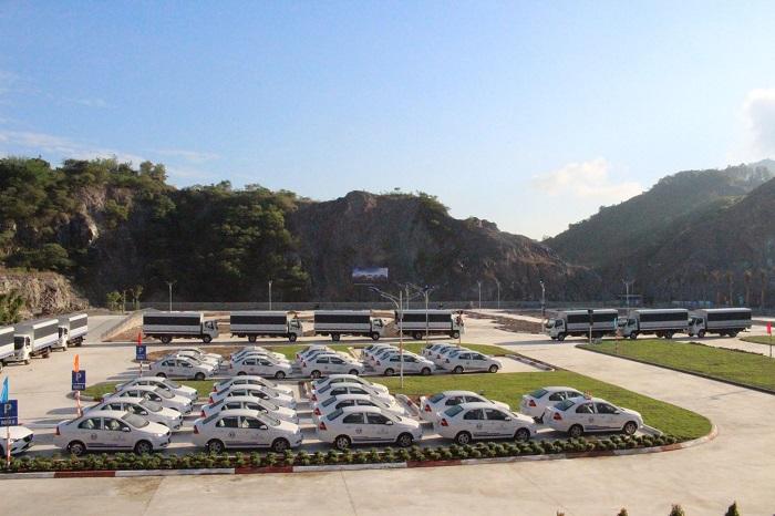 Trung tâm Đào tạo và Sát hạch lái xe Thăng Long Khánh Hoà