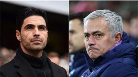Mikel Arteta và Jose Mourinho đều muốn có Smalling