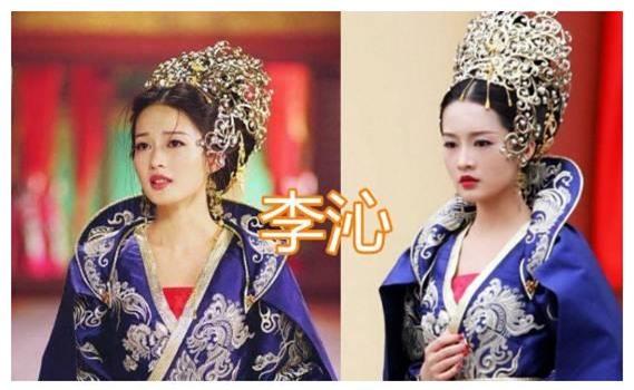 Váy xanh lộng lẫy: Địch Lệ Nhiệt Ba - Lý Thấm ai cũng xinh đẹp mê đắm nhưng xuất sắc nhất là Lưu Thi Thi  - Ảnh 5.