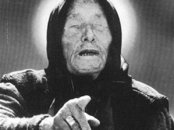 Nhà tiên tri mù xứ Bungary Baba Vanga.