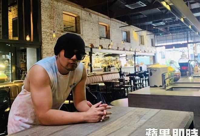Ngoại hình cơ bắp của Châu Kiệt Luân trong hình ảnh gần đây.