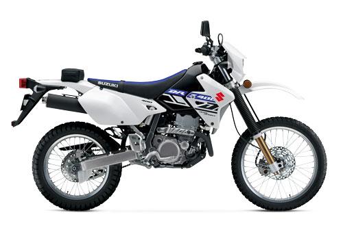8. Suzuki DR-Z 400 S.