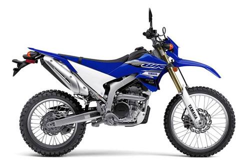 9. Yamaha WR250R.