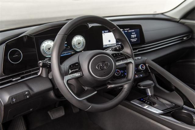 Hyundai Elantra 2021 N-Line sẽ có công suất 250 mã lực - 11