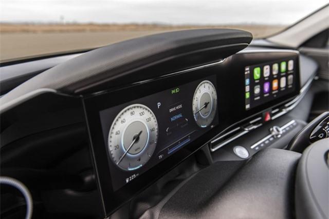 Hyundai Elantra 2021 N-Line sẽ có công suất 250 mã lực - 14