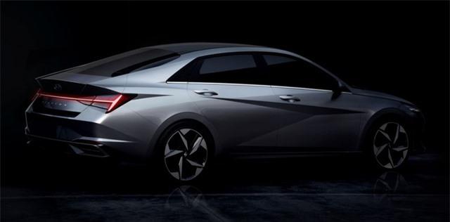 Hyundai Elantra 2021 N-Line sẽ có công suất 250 mã lực - 2