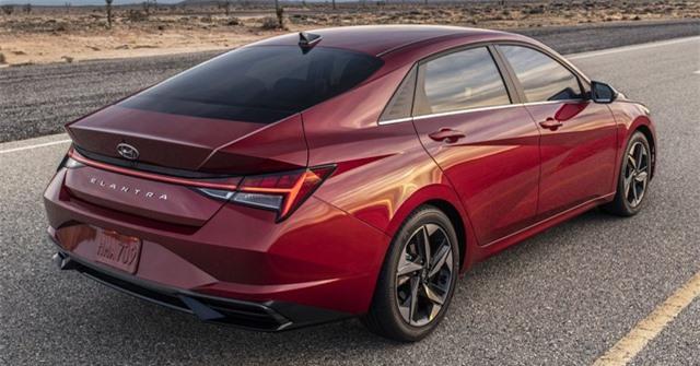 Hyundai Elantra 2021 N-Line sẽ có công suất 250 mã lực - 6