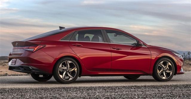 Hyundai Elantra 2021 N-Line sẽ có công suất 250 mã lực - 7