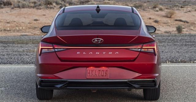 Hyundai Elantra 2021 N-Line sẽ có công suất 250 mã lực - 9