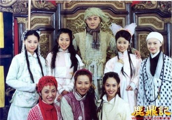 """Những nam thần """"vạn người mê"""" trong phim kiếm hiệp Kim Dung là ai? - 11"""
