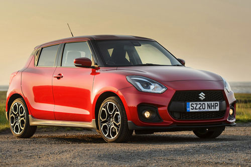 Suzuki Swift Sport 2020.