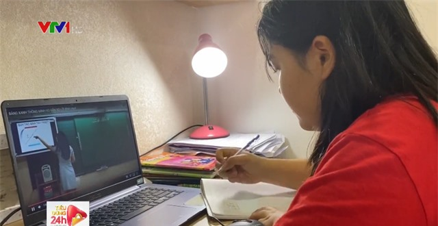 Ứng dụng công nghệ dạy học trực tuyến vào trường học - Ảnh 1.