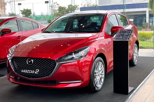 Mazda2 2020. Ảnh: Xefun.