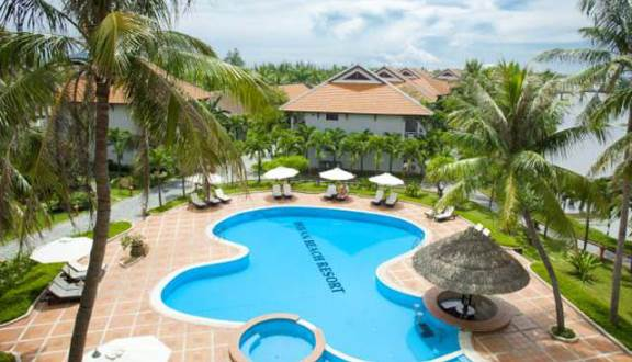 Hội An Beach Resort tỉnh Quảng Nam.