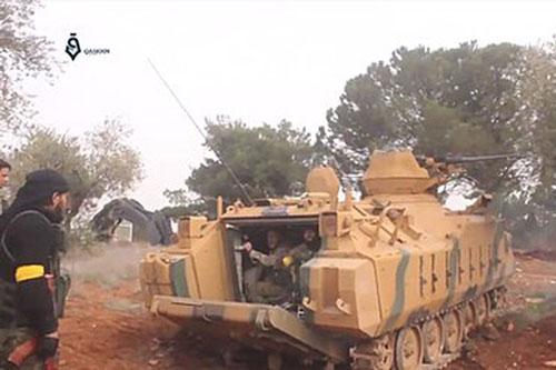 ACV-15 từng là niềm tự hào của lục quân Thổ Nhĩ Kỳ. Đây là một trong những dòng xe bọc thép thành công nhất của nước này