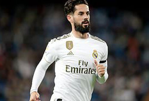 = 5.Isco (Real Madrid): 700 triệu USD. Ảnh: Daily Mail.