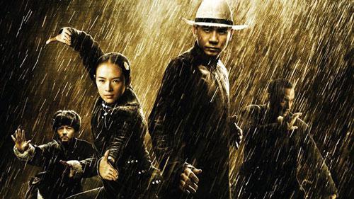 Bộ phim kể về cuộc đời của võ sư Diệp Vấn - Nhất đại tông sư xếp thứ 9. Tác phẩm có sự tham gia của các ngôi sao tên tuổi như Lương Triều Vỹ, Chương Tử Di, Song Hye Kyo...