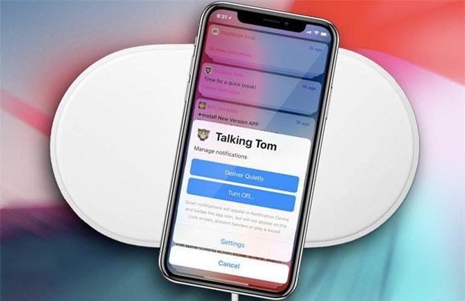 Cách tắt nhanh các thông báo phiền phức trên iPhone
