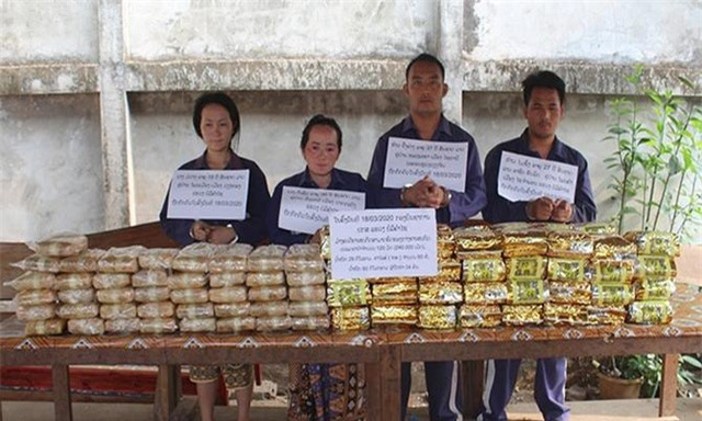 Chặn đứng đường dây vận chuyển lượng khủng ma túy vào Việt Nam - 1