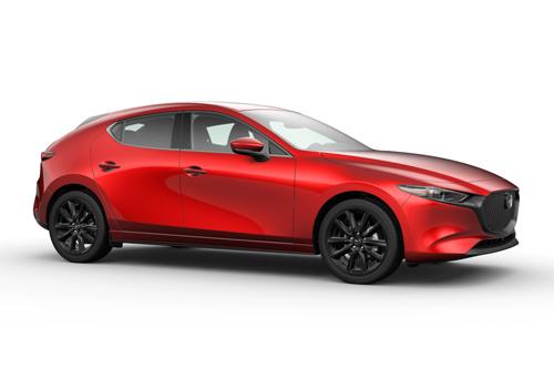 Mazda3 Sport 2020.