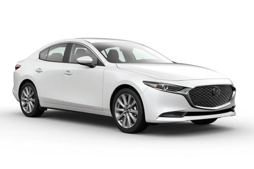 Mazda3 Sedan 2020.