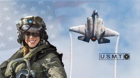Tiêm kích F-35.