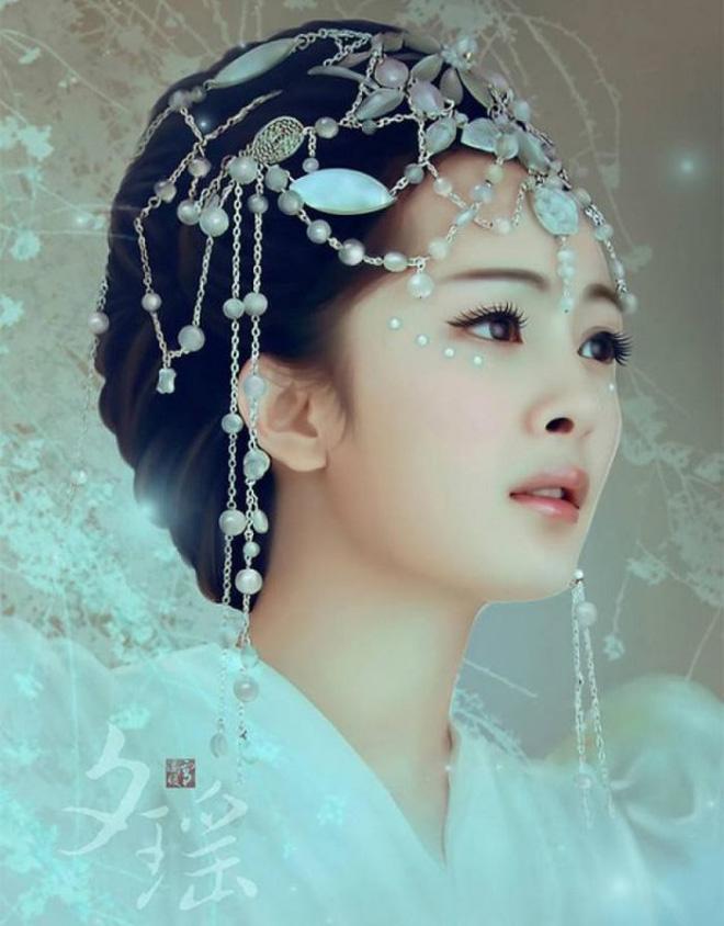 """Tạo hình nữ chính """"Đường Tuyết Kiến"""" của Dương Mịch - Ảnh: Sina"""