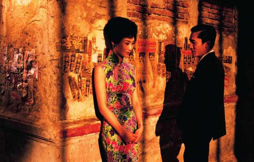 Bộ phim Tâm trạng khi yêu (2000) của đạo diễn Vương Gia Vệ xếp vị trí thứ 2. Tác phẩm kể về câu chuyện tình yêu thầm kín, dằn vặt giữa Chu Mộ Văn (Lương Triều Vỹ thủ vai) và Tô Lệ Trân (Trương Mạn Ngọc thủ vai) ở Hong Kong những năm 1960. Từ lúc ra mắt cho đến nay, phim không ít lần được vinh danh tại các giải thưởng điện ảnh uy tín trên thế giới. Mới đây, Vương Gia Vệ cho hay ông sẽ phục dựng Tâm trạng khi yêu bằng công nghệ 4K.