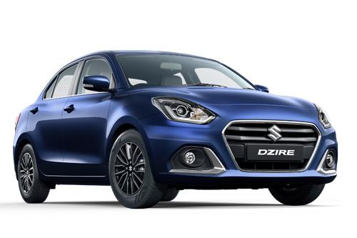 Suzuki Dzire 2020.