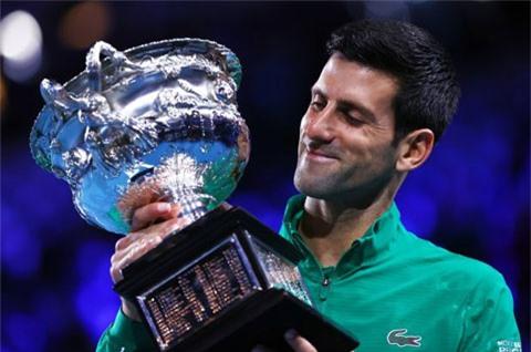 Djokovic có Grand Slam thứ 17 sau chức vô địch Australian Open 2020