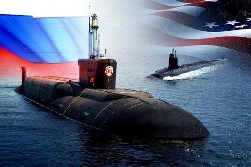 Trong cuộc đối đầu giữa hai siêu cường quân sự Mỹ - Liên Xô trước kia và nước Nga ngày nay, việc theo dõi hạm đội tàu ngầm chiến lược của đối phương bao giờ cũng là việc khó khăn nhất.