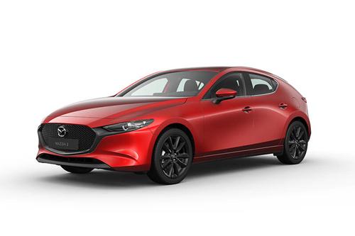 4. Mazda3 2020 (giá khởi điểm: 21.500 USD, điểm: 8,5/10).