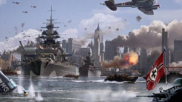 Đây là cuộc chiến lớn nhất từ trước tới nay với quy mô toàn cầu và sức tàn phá hơn hẳn cuộc chiến thứ nhất.