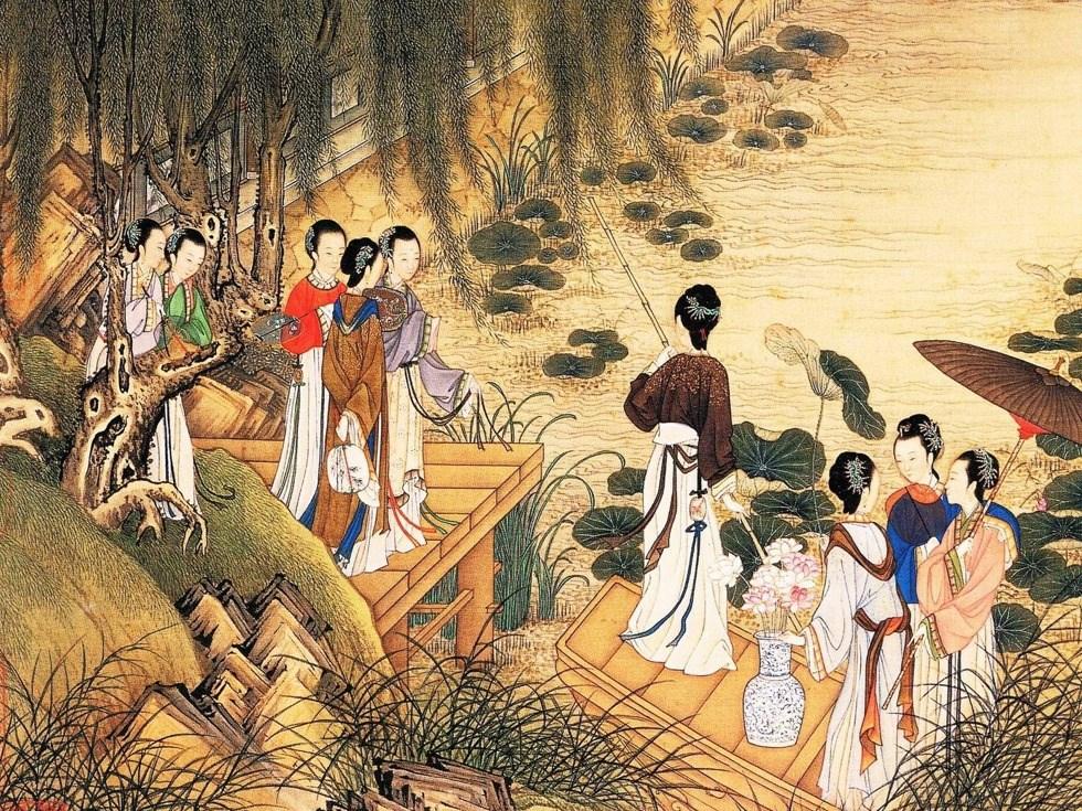 """Không ai ngờ rằng triều đình phong kiến Trung Quốc """"làm ăn phát đạt"""" nhờ. Ảnh minh họa."""