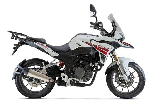 Benelli TRK 251 2020 (giá: 3.960 euro).